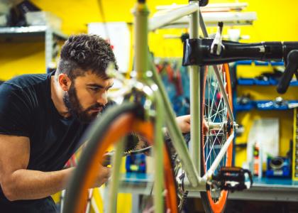 le CFA académique Alsace propose le titre professionnel mécanicien cycle (niveau 3) à partir de la rentrée de septembre.